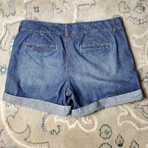 Tommy Hilfiger Shorts - Retro Hilfiger Women's Denim Shorts || 12